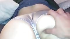 Shaking her pawg panty ass
