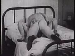 Vintage erotica creampie