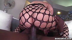 Anikka Albrite receives hard anal fucking by BBC