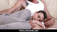 Twink Step Son Austin Xanders Movie Night Fucked By Step Dad