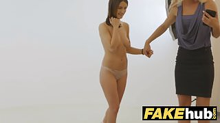 Female Agent New agent tastes hot russian students pussy's Thumb