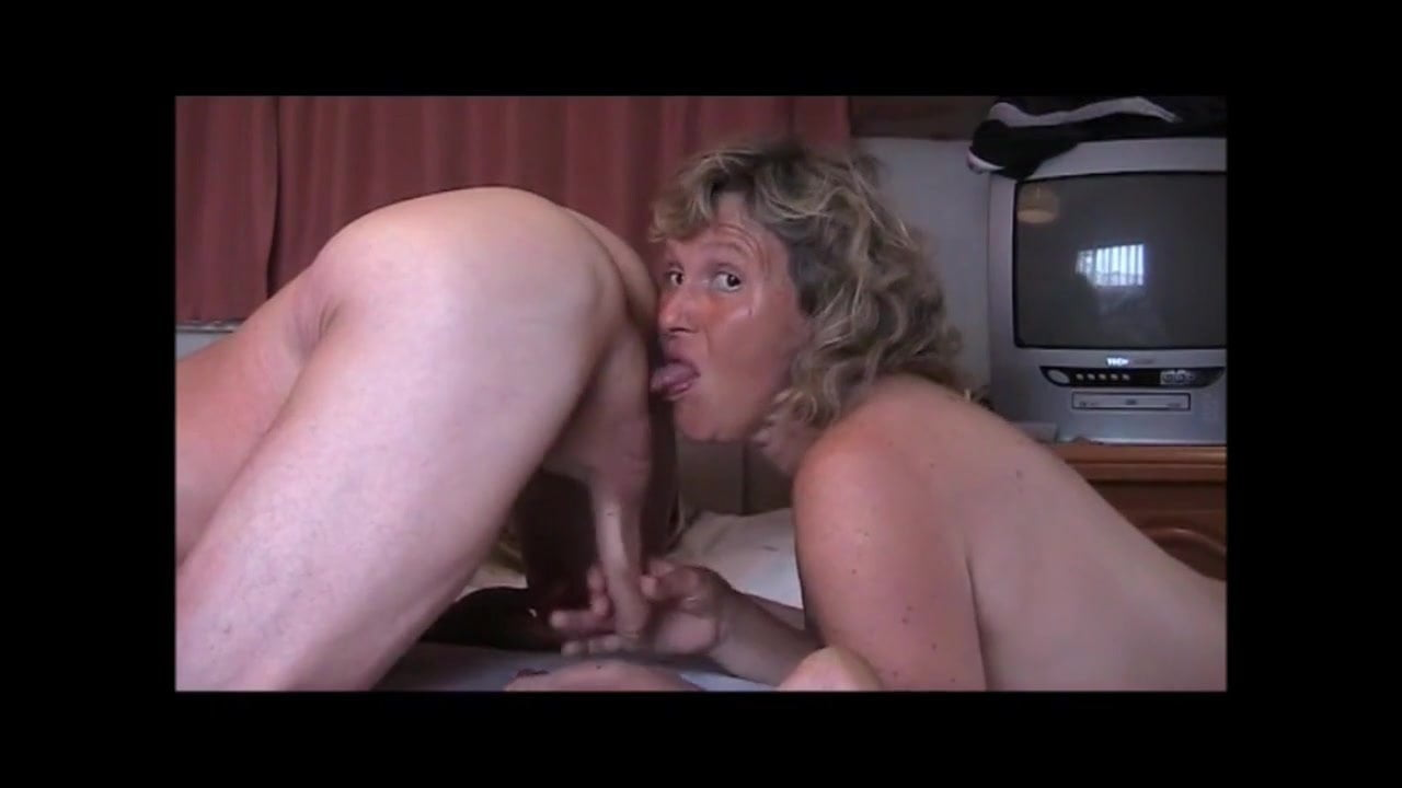 Granny needs a cock to fill her up