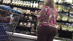 Phat Pawg Booty Gilf in Brown Pants
