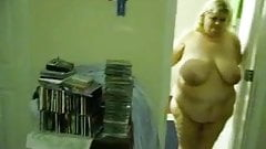 Snippets of me flashing in the bathroom & bedroom.