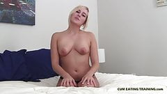 I am going to need you to eat your own cum CEI
