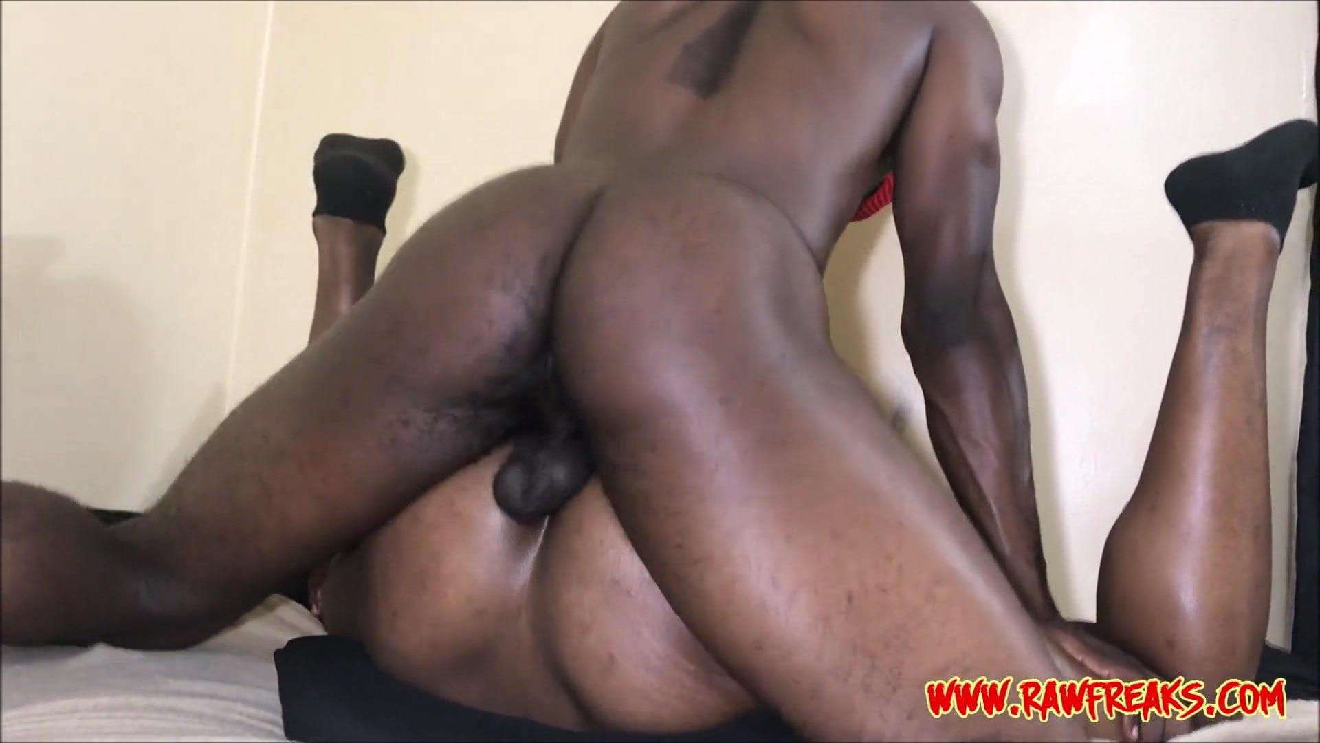 white boy cum inside black boy gay interracial love