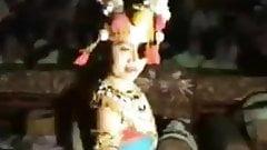 Bali ancient erotic sexy dance