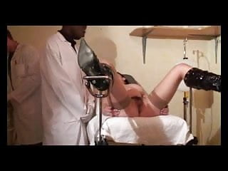 French mature lady gyno threesome part 1