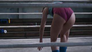 Alison Brie - ''GLOW'' S01E01