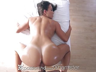 Passion Hd Babe Lily Love Massage A Cock Between Her Tits
