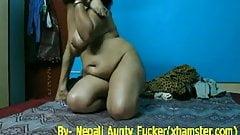 sexy aunty fucked hard