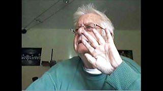 Grandpa nudy