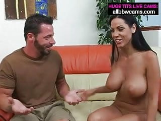 Amazing Boobs sex machine Fucks hard pt 1