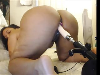 Sexy beautiful model stripping and fucking
