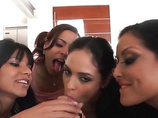Latin Girls Go Crazy