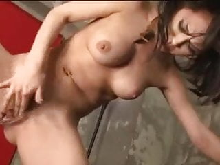Japanese stepMom in a Threesome with NOT her son