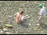 Nude Beach Spy Camera