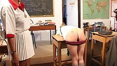Emma Caning in Class