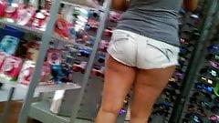 short shorts in walmart