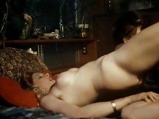 Classic Scene. Woman-Woman Encounter.