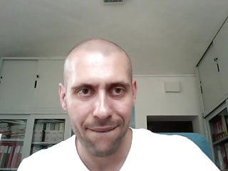 italian straight webcam male handjob and  cock