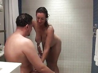 Persia seduces room service boy