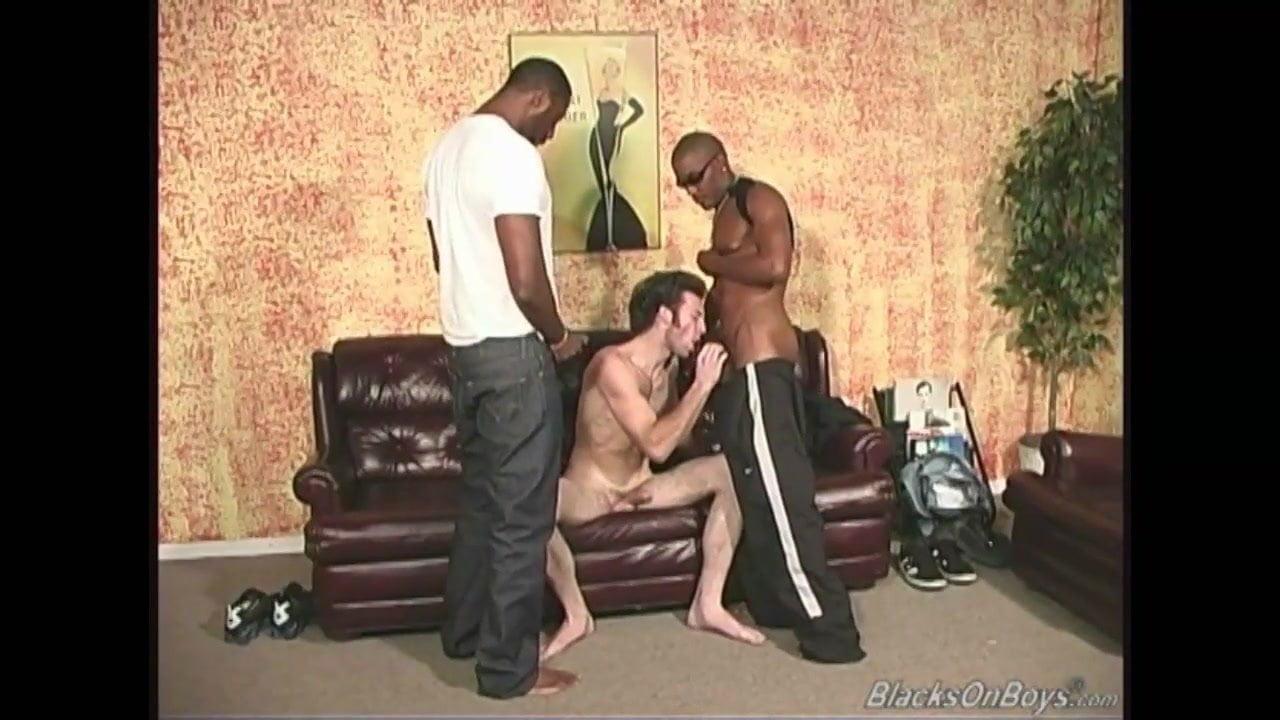 Horny white men