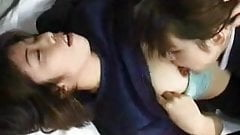 Hot Japanese Lesbians 7d uncensored
