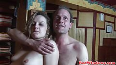 Creampied amsterdam hooker treats tourist