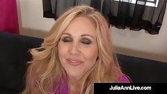 Mesmerizing Mommy Julia Ann Sp
