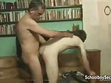 Strong boy eaten, fucked and creamed