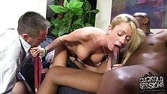 Kaylee Hilton cuckolds stepdad