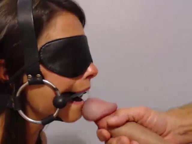 Your Blindfold bondage gagged handcuffs story impossible