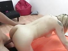 Hot milf and her younger lover 298