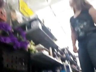 Big butt spanish woman