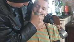 2 men tied up