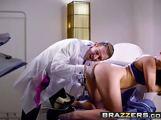 Preview 2 of Brazzers - Doctor Adventures -  Amirahs Anal Orgasms scene s