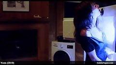 Clemence Boisnard & Doria Tillier topless & erotic in movie