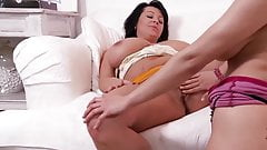 Striptease lesbion sext xxx
