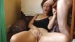 Mature wife orgasm