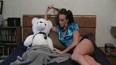 Not teddy bear masturbation consider, that
