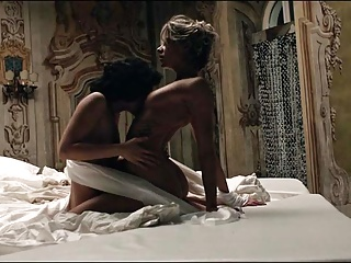 Analeigh Tipton Nude Lesbian Sex Scene On ScandalPlanetCom
