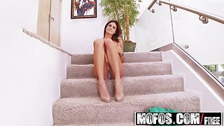 Mofos - Shes A Freak - Presley Dawson - Long Legs High Heels