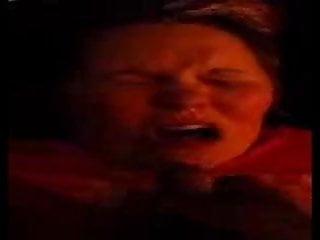 bbw mom gets cum sprayed on her face