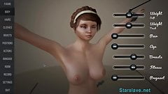 Starslave the next-gen 3D sex video game demo 3