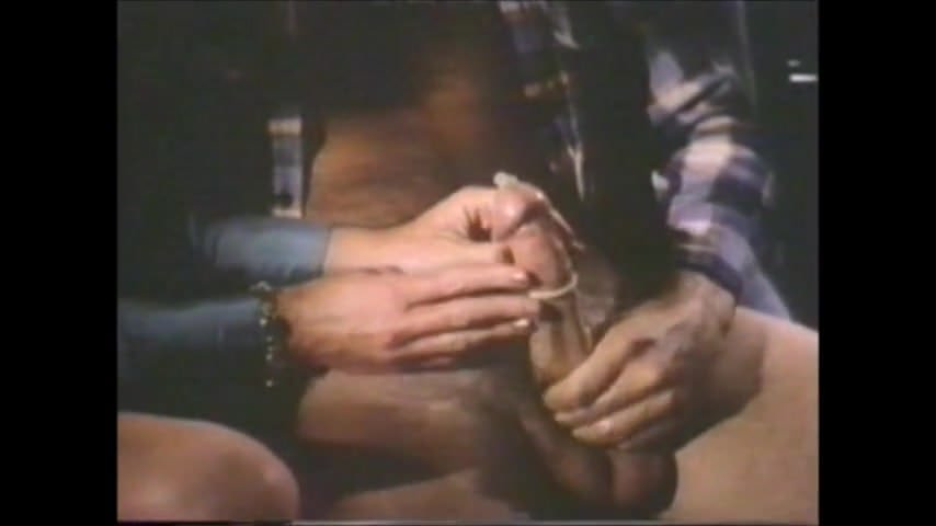 Retro under the table blowjob free vintage porn