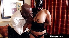 Asian Milf Maxine X Gets BBC Face & Pussy Fucked! Damn!'s Thumb