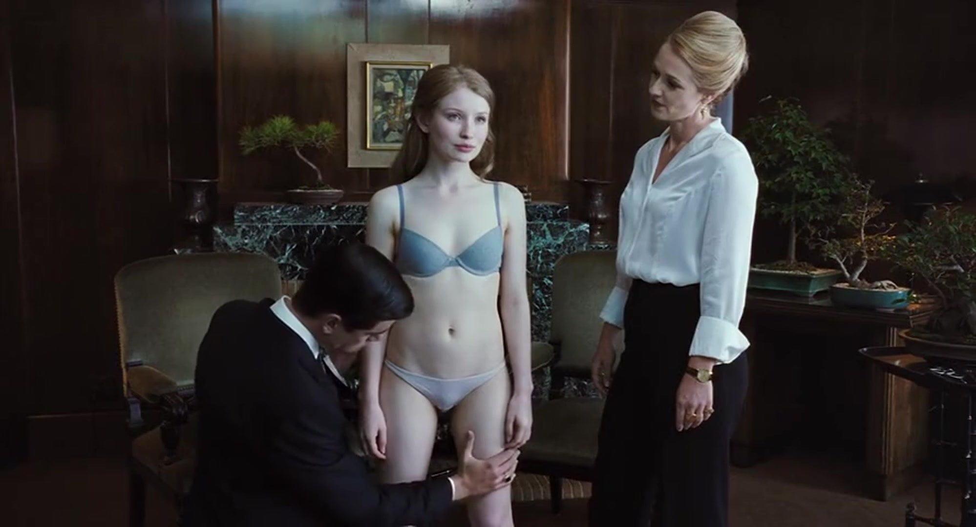 Художественные фильмы про берет интервью у элитной проститутки, неистовый секс с грудастой азиаткой