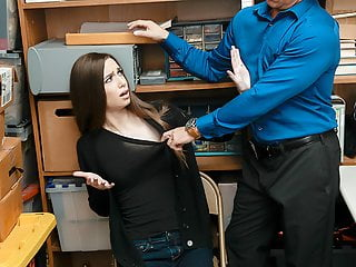 ShopLyfter - Teenage Fuck Up Gets Strip Searched