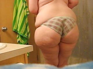 BBW with a wonderful ass
